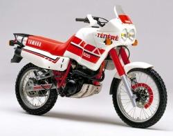 Yamaha XT600 Tenere prawy przod