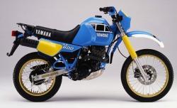 Yamaha XT600 Z Tenere