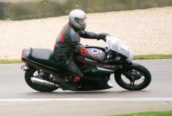 Kawasaki GPZ500 w zlozeniu