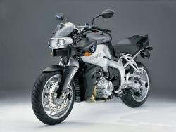 BMW K1200R lewy przod