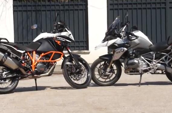 KTM BMW