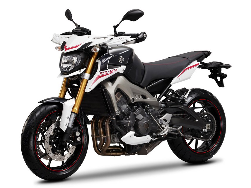 zdj cia yamaha mt 09 street rally 2014 yamaha. Black Bedroom Furniture Sets. Home Design Ideas