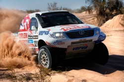 Dakar 2014 etap 12 Orlen
