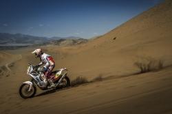 Dakar 2014 etap 12 Rafal Kuba Przygonski