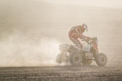 Dakar 2014 etap 12 Rafal Sonik