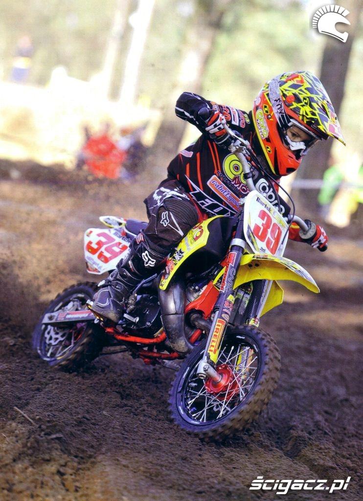 Bartosz Popielnicki MX50 Holandia