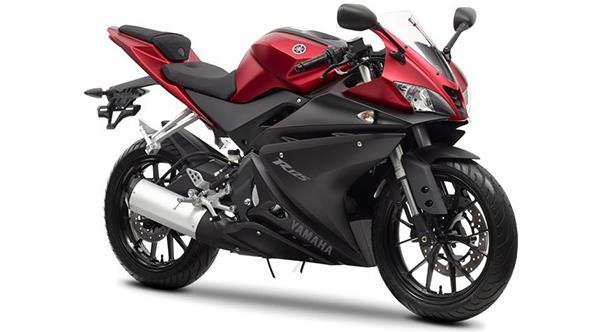 yamaha prezentuje motocykle do 125ccm. Black Bedroom Furniture Sets. Home Design Ideas