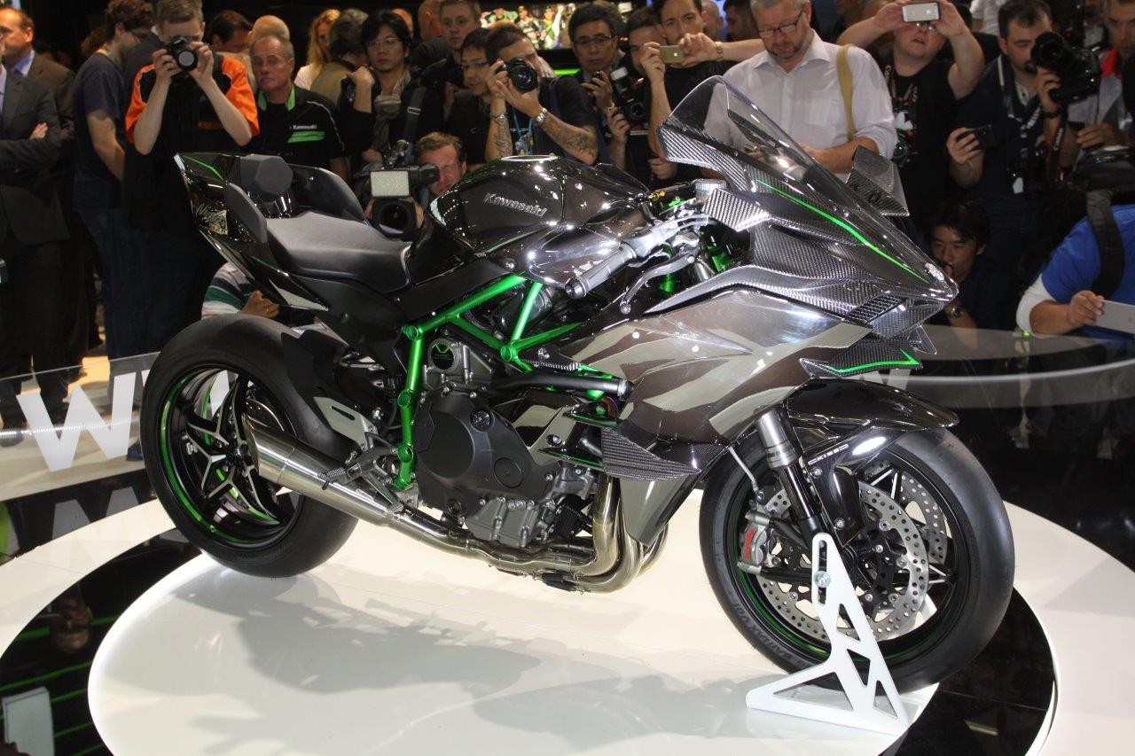 Kawasaki Ninja новый