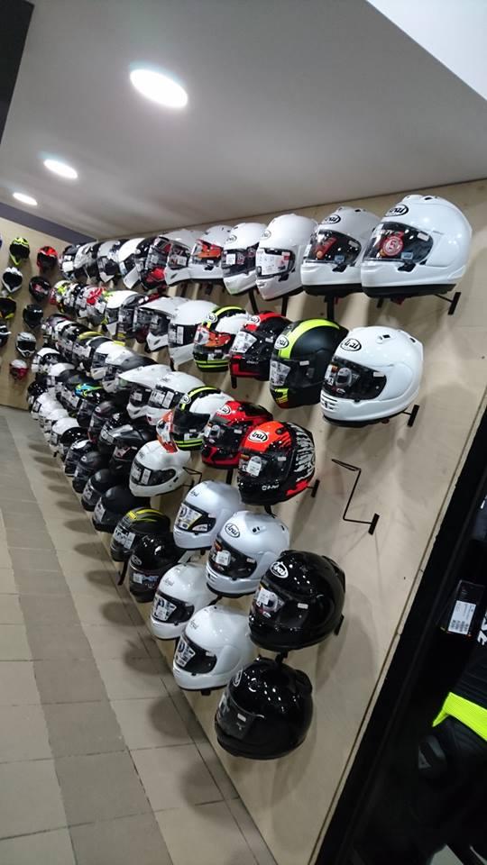 Nowy salon akcesoriow motocyklowych 4ride pl 2017 11