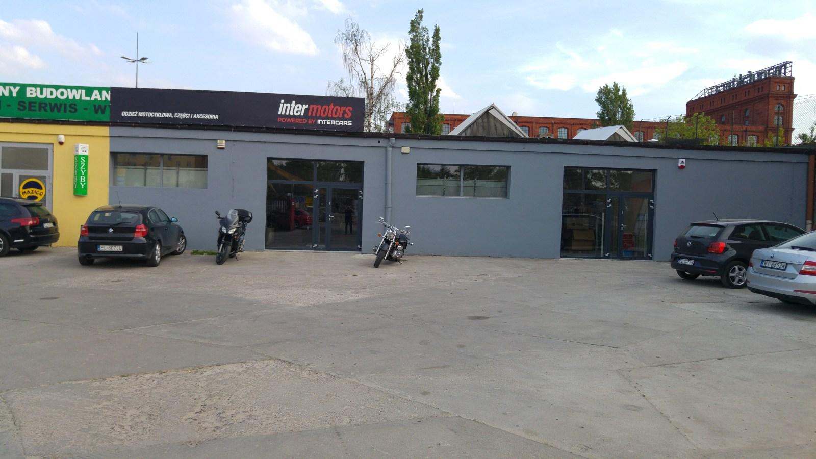 Sklep Inter Motors w Lodzi 15