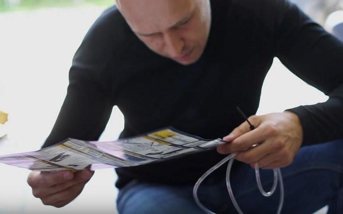 Scottoiler czytelna instrukcja montazu
