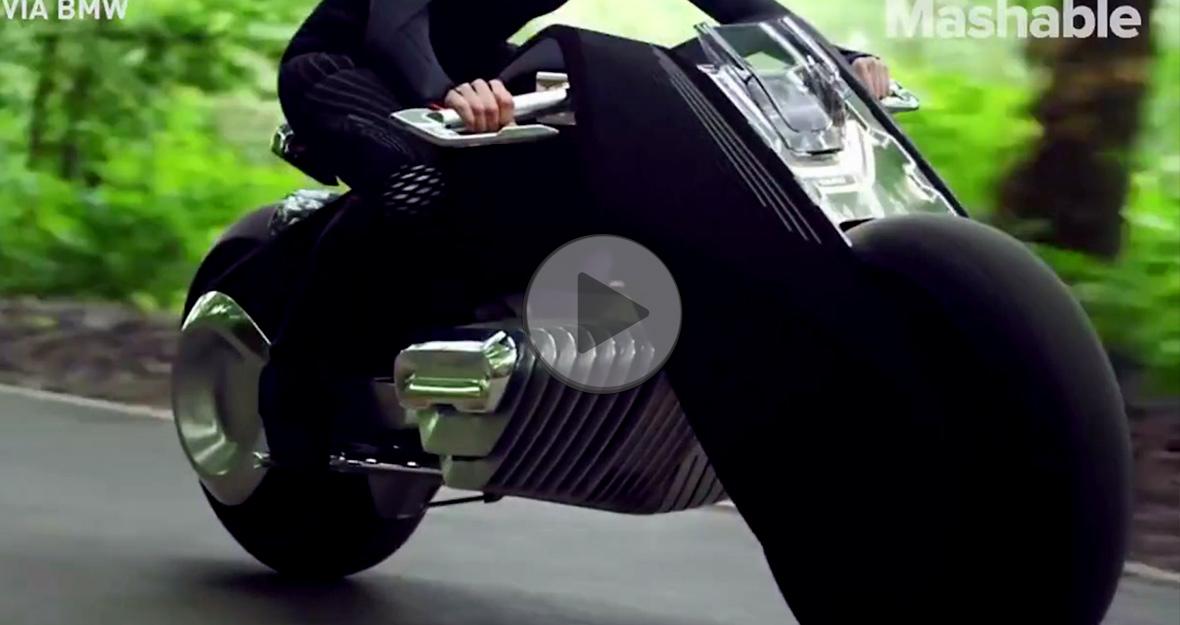 koncept BMW w akcji