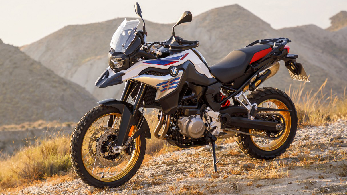 bmw f850gs nowy standard redniego enduro. Black Bedroom Furniture Sets. Home Design Ideas