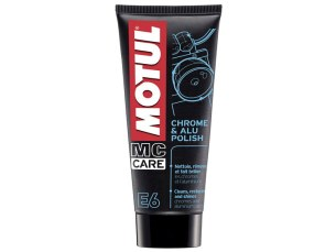 MC CARE E6 CHROME ALU POLISH
