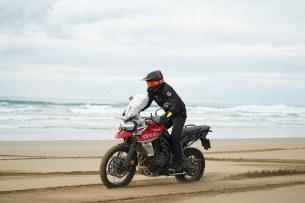 Kask Scott 550 Hatch i Gogle motocyklowe Scott Prospect 01