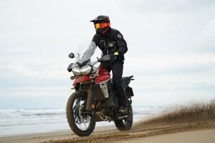 Kask Scott 550 Hatch i Gogle motocyklowe Scott Prospect 02