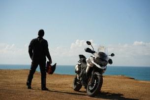 Kask Scott 550 Hatch i Gogle motocyklowe Scott Prospect 06