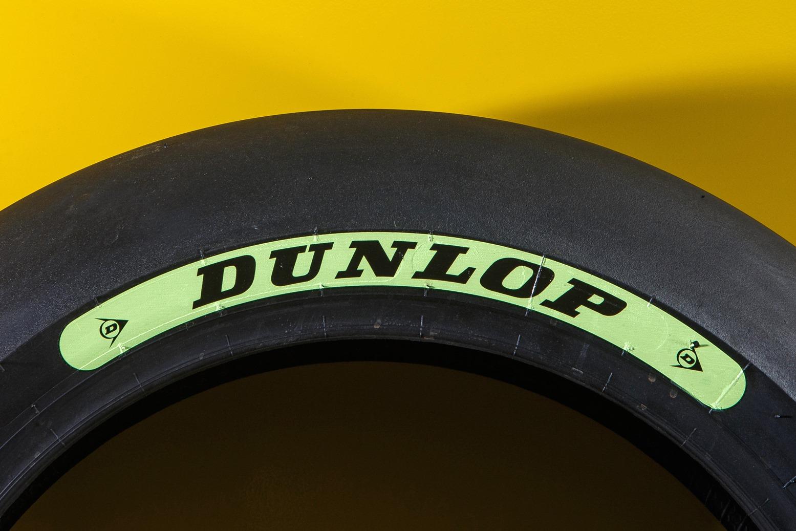 7 Dunlop w Mistrzostwach MOTO2 1