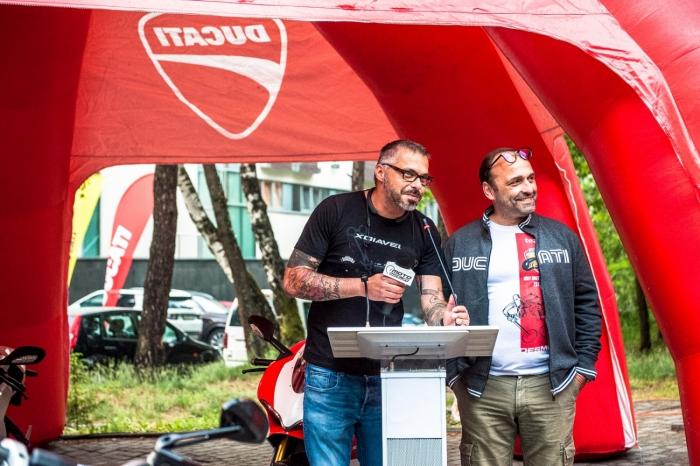 Wiosna z Ducati 2018 przemowa