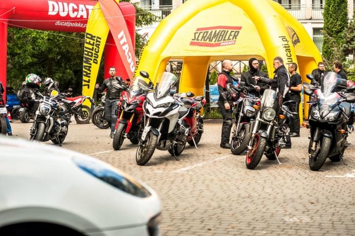Wiosna z Ducati 2018 scrambler