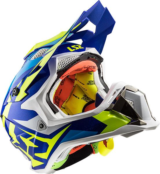 MX470 SUBVERTER NIMBLE WHITE BLUE H-V YELLOW 404702054 02