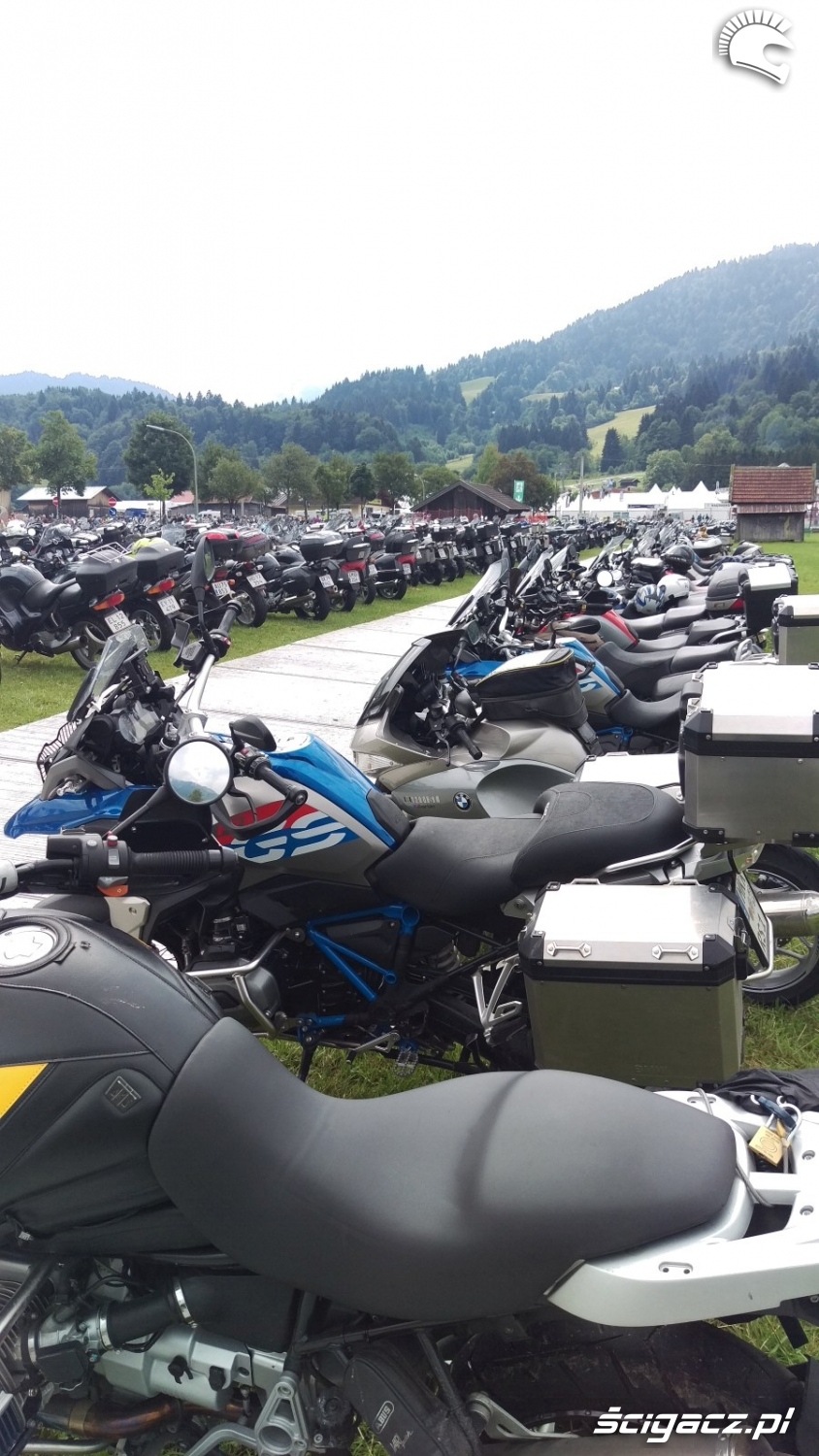 parking garmisch bmw
