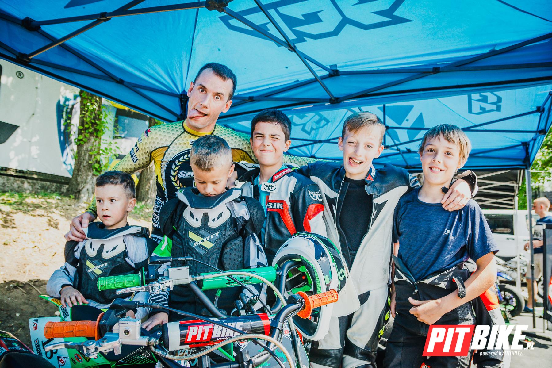 III runda Pucharu Polski Pit Bike SM w Koszalinie 02