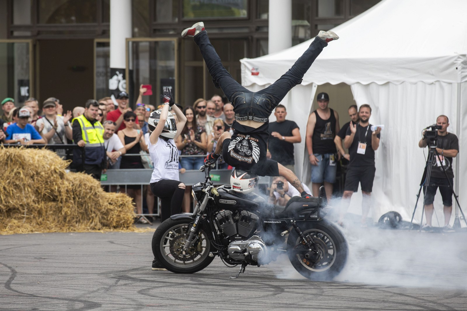 115 rocznica Harley Davidson w Pradze 2018 21