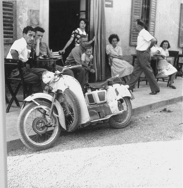1949 Moto Guzzi Galletto