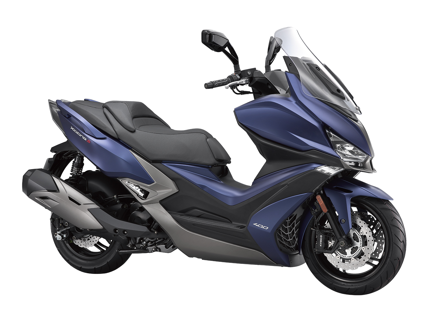 Kymco Xciting S 400 02
