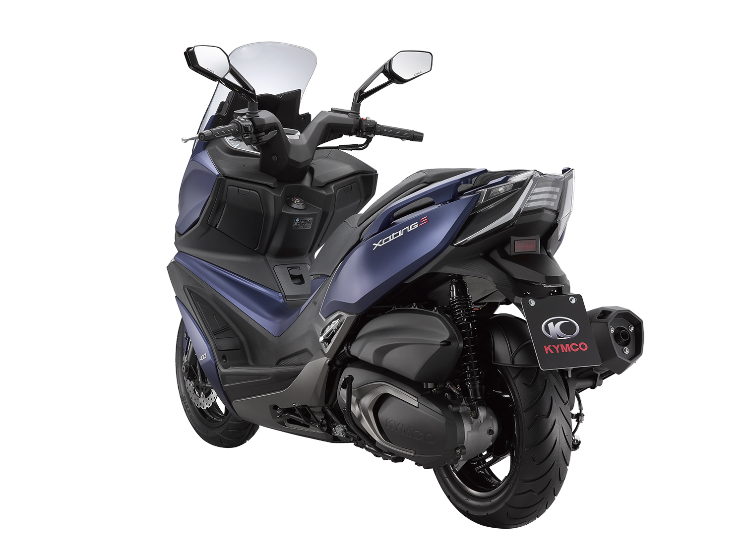 Kymco Xciting S 400 09