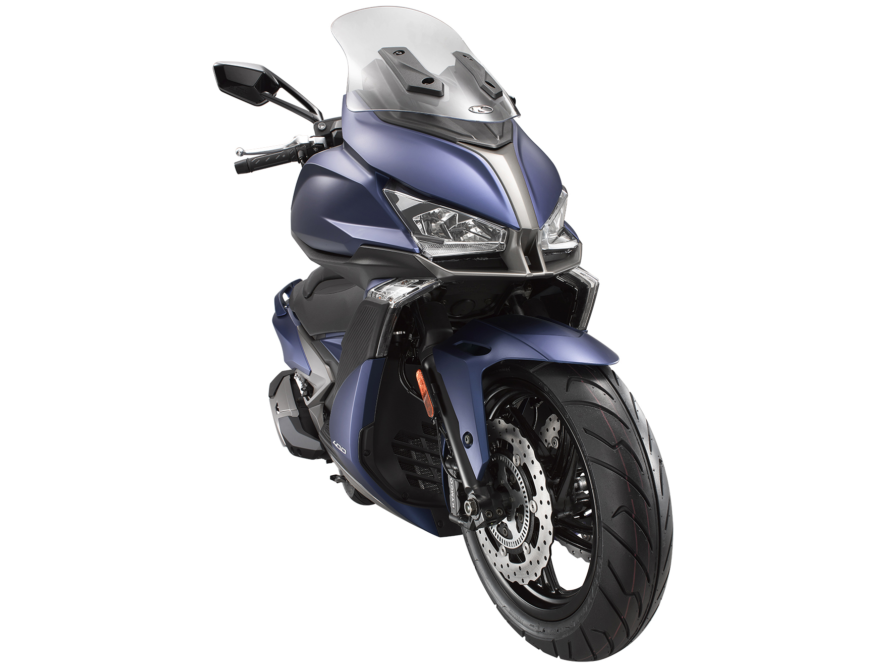 Kymco Xciting S 400 21