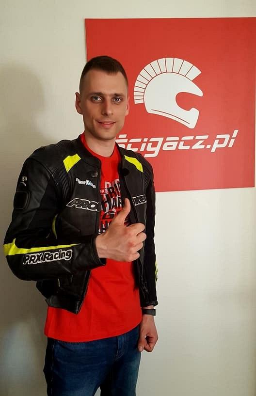 Adam Gutkowski Scigacz pl