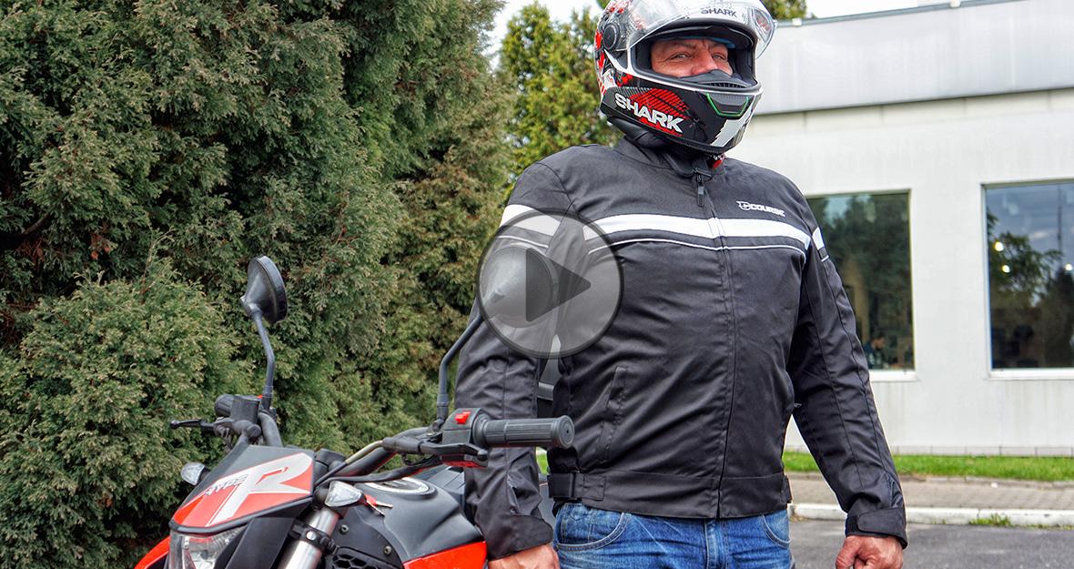 kurtka motocyklowa Artykul