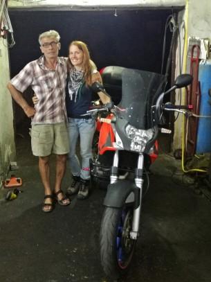 Kobieca wyprawa motocyklowa na  Balkany 11