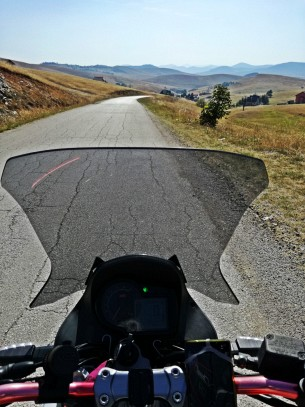 Kobieca wyprawa motocyklowa na  Balkany 12