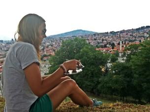Kobieca wyprawa motocyklowa na  Balkany 21