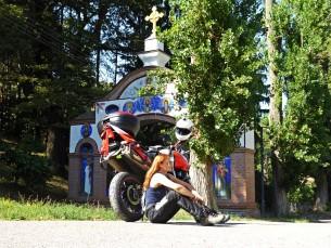 Kobieca wyprawa motocyklowa na  Balkany 26