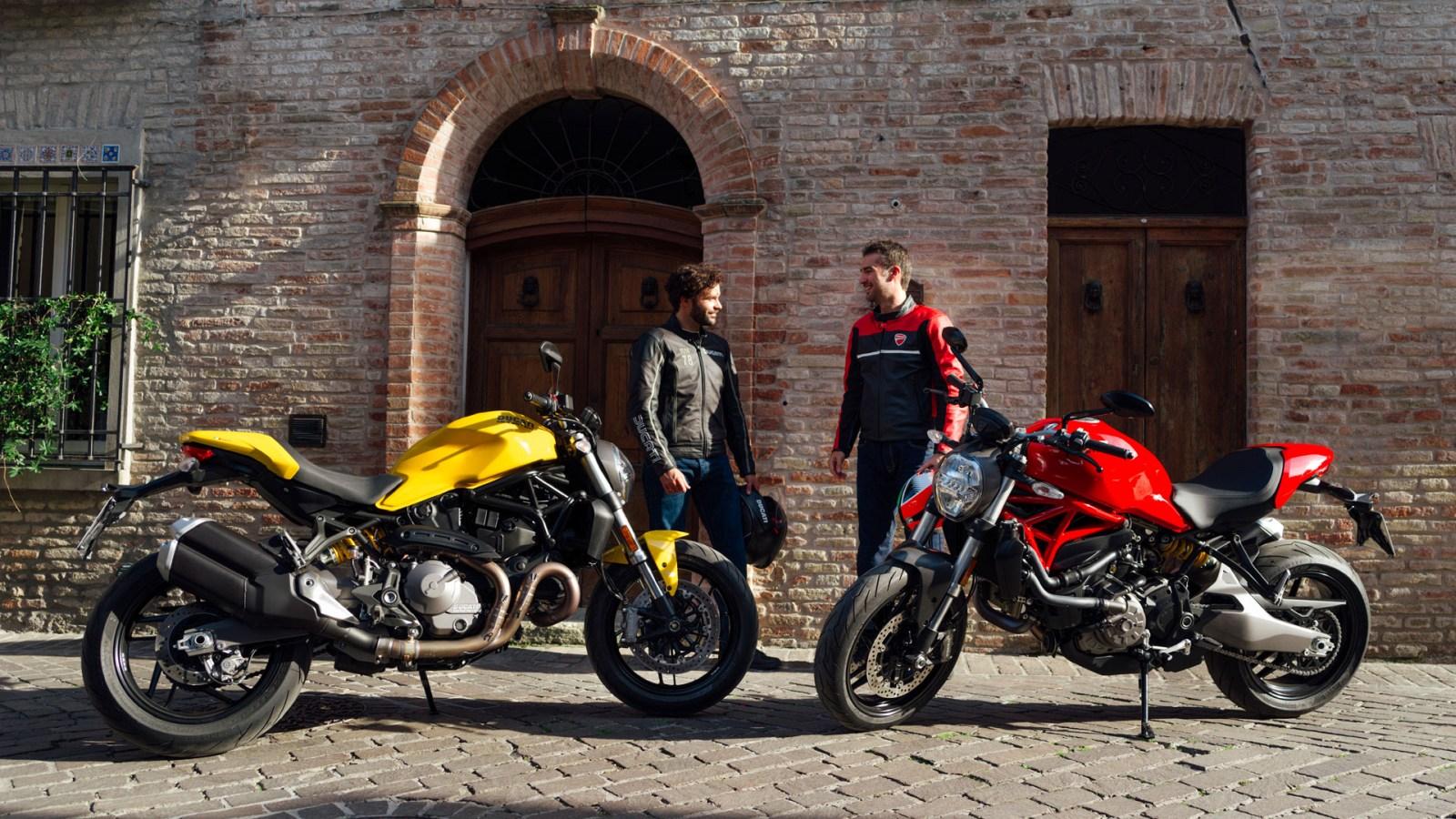 Ducati Monster 821 2019 12