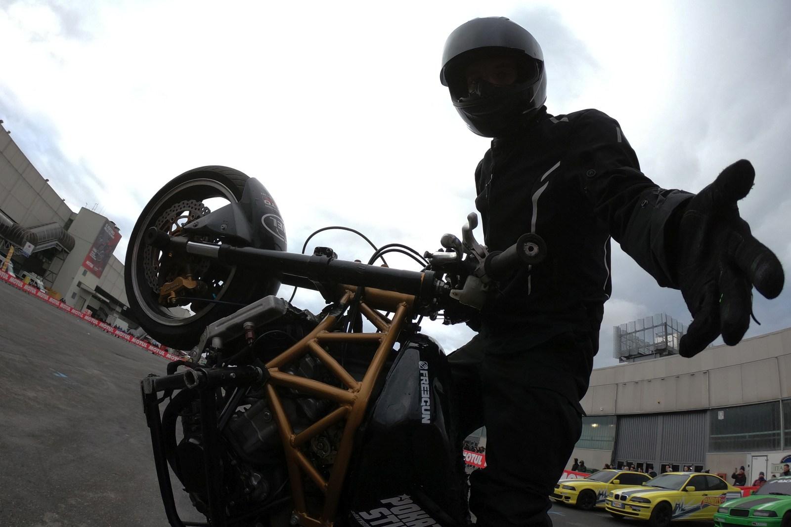 Stunt Contest Verona 2019 20