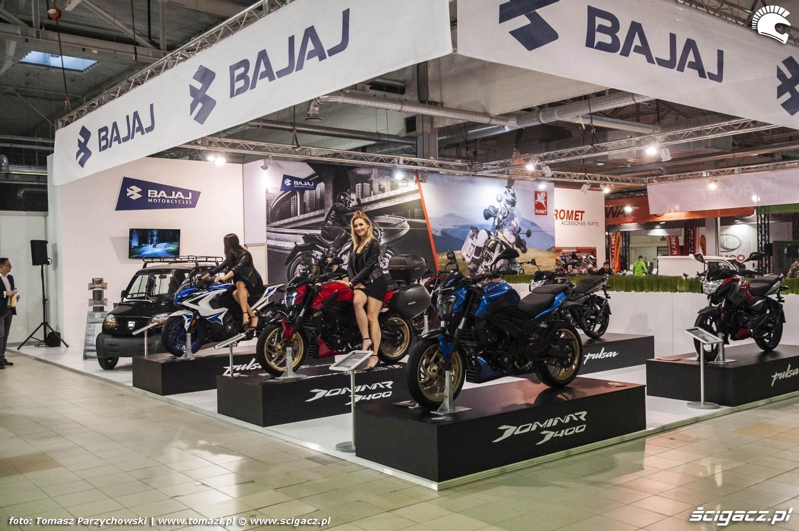 Warsaw Motorcycle Show 2019 Bajaj 16