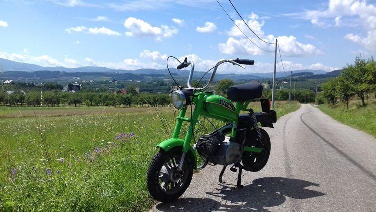 motorynka romet pony
