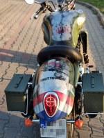 Triumph Rocket Roadster w barwach Dywizjonu 303 14