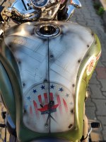Triumph Rocket Roadster w barwach Dywizjonu 303 15