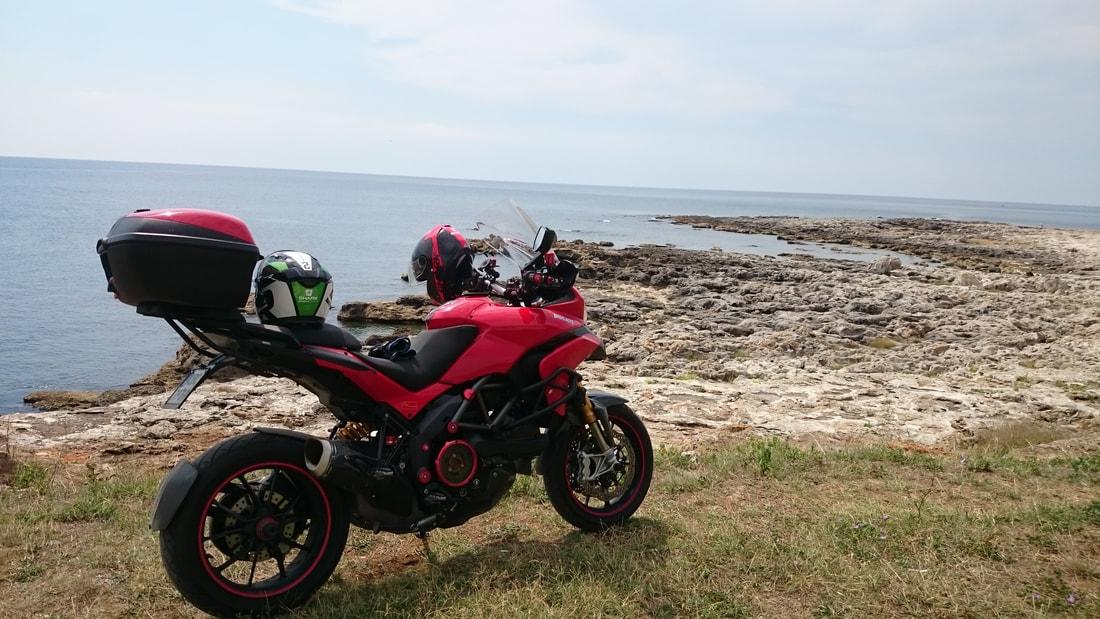 Honeymoon Moto Trip 29