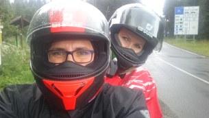 Honeymoon Moto Trip 19