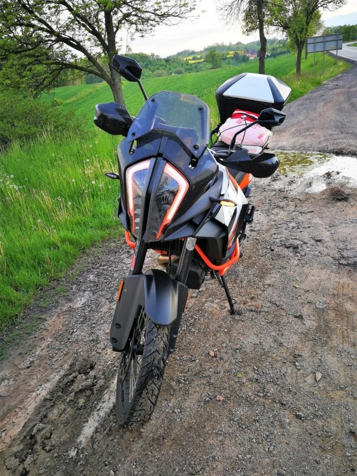 KTM 1290 Super Adventure R Beni test motocykla 09