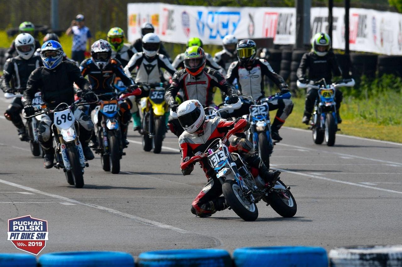 Puchar Polski Pit Bike SM Torun 2019 14