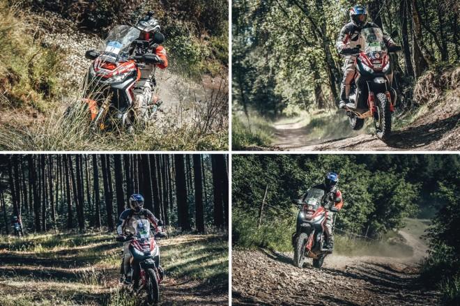 Honda X ADV Gibraltar Race 2019