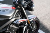 New Street Triple RS Detail 10